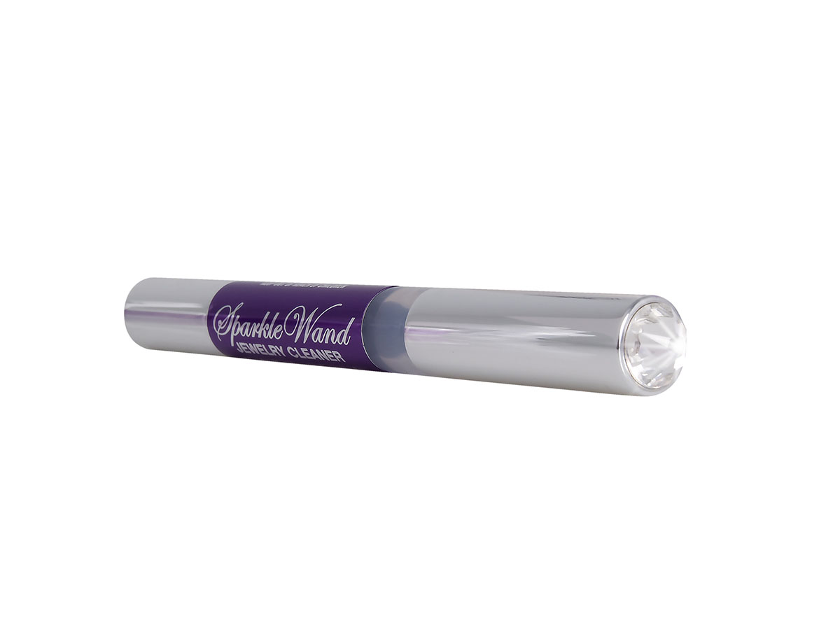 Side angle of GemOro Sparkle Wand Cleaner