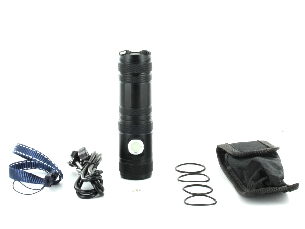 Accessories for flashlight