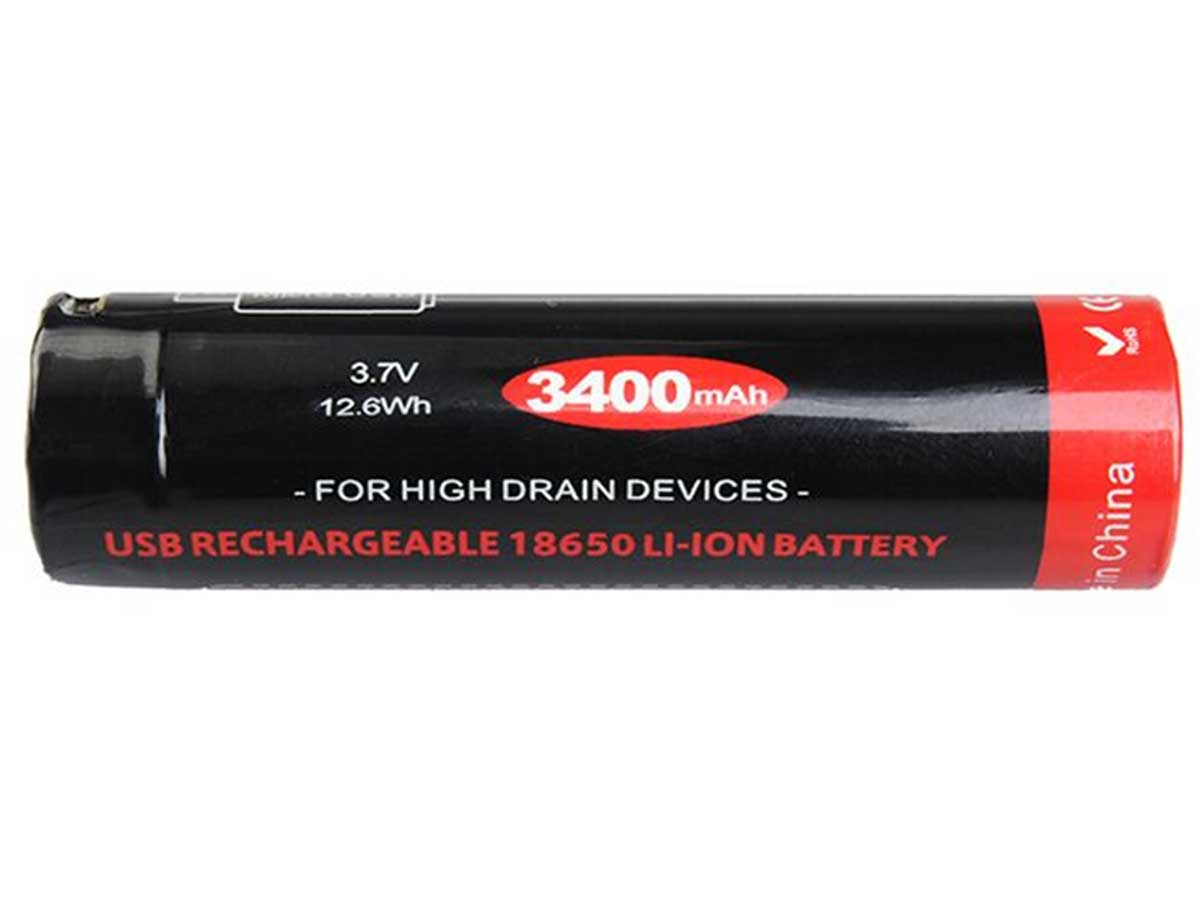 18650 Battery for High-Drain Devices