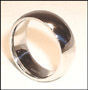 High Polished Stainless Steel Band  (5 mm) Ring I