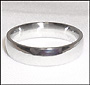 High Polished Stainless Steel Band  (5 mm) Ring II