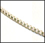"Sterling Silver Box Chain 16"" or 18"""