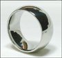 More Band Rings Stainless Steel