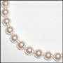 Swarovski White Pearl  (12mm) Necklace
