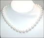 Swarovski White Pearl  (10mm) Necklace