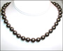 Swarovski Black Pearl  (10mm) Necklace
