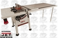 "JET 708493K JPS-10TS 10"" Proshop Tablesaw + 52"" Fence, Steel Wings w/Knife"