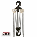 JET 102020 L100-2000WO-10 20 Ton Hoist W/ 10' Lift PLUS Overload Protection
