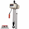 JET 121150 1/2T 1PH 15' Lift 115/230V SSC Electric Hoist