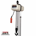 "JET 312000 3 Ton 1PH 20"" Lift 115/230V SSC Electric Hoist"