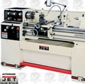 JET 321447 3HP 1PH 230V Bench Lathe + 200S DRO, Taper