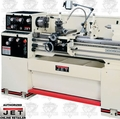 JET 321537 3HP 3PH 230/460V Lathe + DP700 DRO, Collet Closer