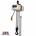 JET 331000 3 Ton 3PH 10' Lift 230/460V SSC Electric Hoist