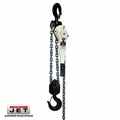 JET 360005 6-Ton Lever Hoist w/ 5' Lift + Overload Protection