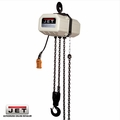 "JET 511500 5 Ton 1PH 15"" Lift 115/230V SSC Electric Hoist"