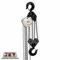 JET 108100 10 Ton Hoist W/ 10' Lift PLUS Overload Protection