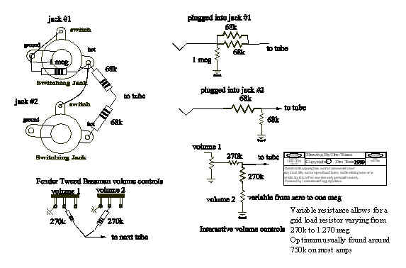 audio potentiometer wiring diagram