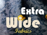 Extra Wide Fabric
