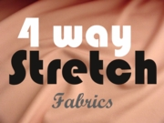 4 Way Stretch Fabrics