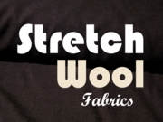 Stretch Wool Fabric