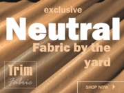 Neutral / Tan Beige Taupe Natural Fabrics
