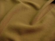 Chestnut Textured Linen Blend Fabric K-464