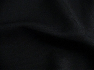Heavy weight Dark Navy Wool Twill Fabric