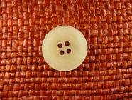 Italian Coat Buttons Wholesale (48pcs) 4 hole Italian Buttons 13/16 inch Pearl #bag-382