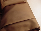 20 yards Dark Taupe Lining Fabric #BATH-155