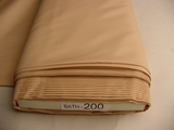25 yards Light Tan Lining Fabric #BATH-200