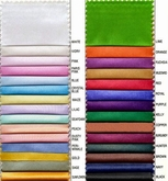 50 yard Roll Soft Satin Fabric Wholesale