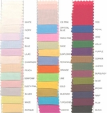 50 yard Roll Chiffon Fabric Wholesale