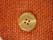 Italian Coat Buttons Wholesale (48pcs) Designer 4 hole Buttons 1 inch Camel #bag-306