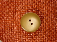 Italian Coat Buttons Wholesale (36pcs) Designer 2 hole Buttons 1 inch Summer Beige #bag-319