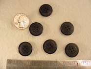100 pieces Italian Designer Button #-BULKSS-45BB