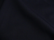 Navy Wool Blend Gabardine Suit Fabric # 3F-234