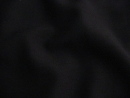 Dark Navy Poly Wool Blend Suiting Fabric # 3F-275