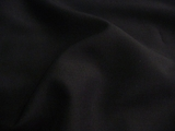 Deep Dark Navy Lightweight Wool Blend Fabric # 3F-159
