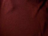 Burgundy Red Fine Ribbed Knit Fabric 5 Yards