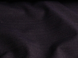 Dark Navy Crepe Fabric With Interfacing #K-1