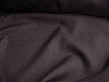 Night Sky Grey Worsted Wool Blend Gabardine Fabric # WL-232