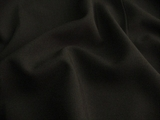 Dark Gray Tropical Wool Blend Fabric UU-426