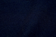 Navy Felt Knit Designer Sheen Fabric #NV-756