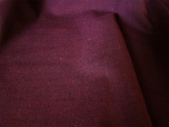 High Twist Burgundy Wine Fine Suiting Fabric