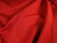 Medium Red Fine Soft Knit Fabric # NV-126