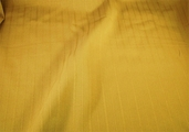 Gold Brown Designer Striped Suiting Fabric 2-1/2 yards