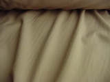 Taupe Beige Washable Worsted Wool Blend Fabric # WL-202