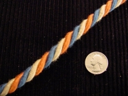 Vintage Twisted Cord Trim with Lip