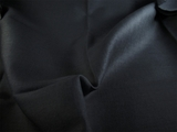 Black Lightweight Cotton Interfacing #-3F-483