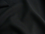 Dark Navy Wool Fabric # 3F-152